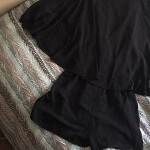 Honey Punch Dresses - Formal Black Romper